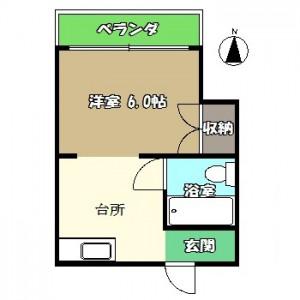 高橋マンション207